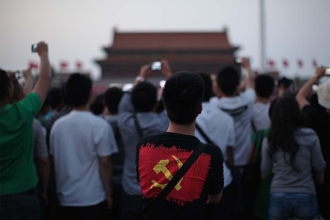 北京天安門廣場。攝:Feng Li/Getty Images