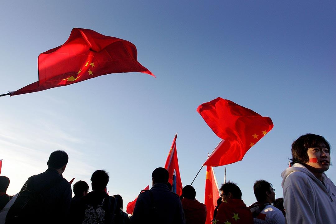 張彧暋:「中國」本來是文明的概念,而不是擁有主權、涵蓋領土,並擁有「國民」的國民國家的現代國際關係的概念。 攝:Lisa Maree Williams/GETTY