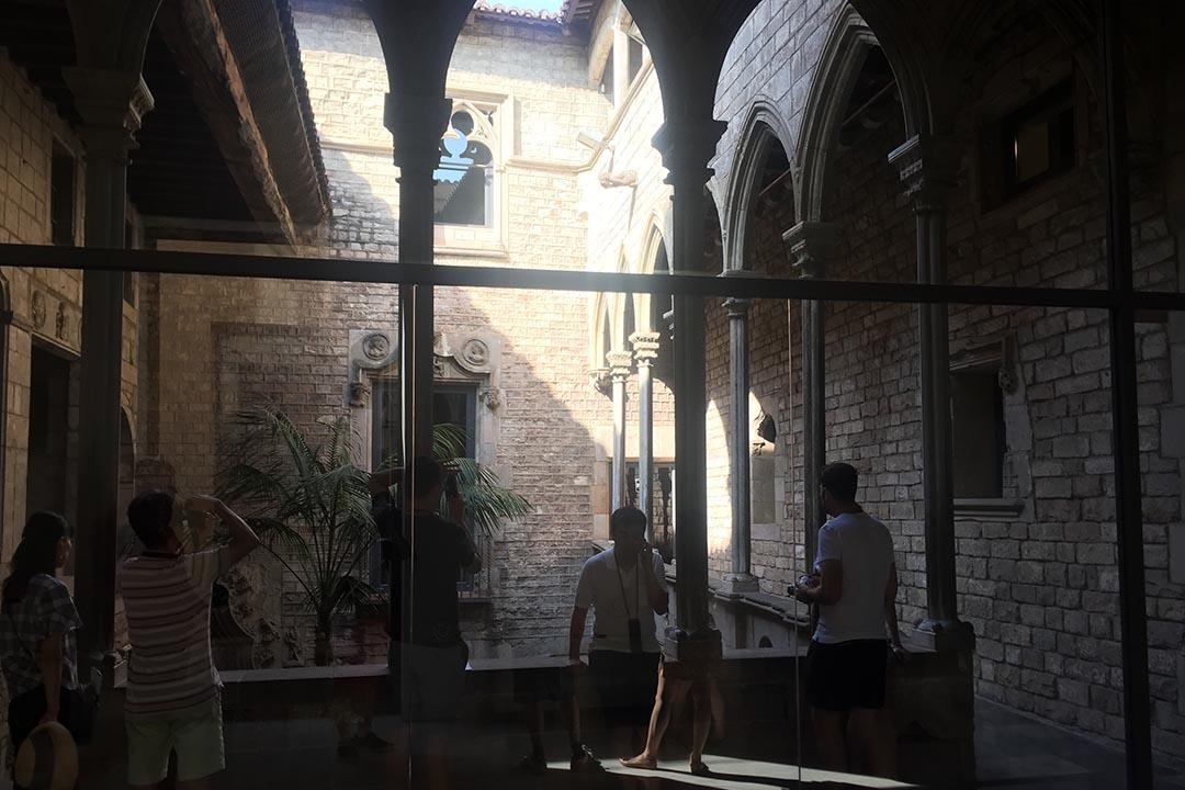 畢加索博物館。攝:柴子文