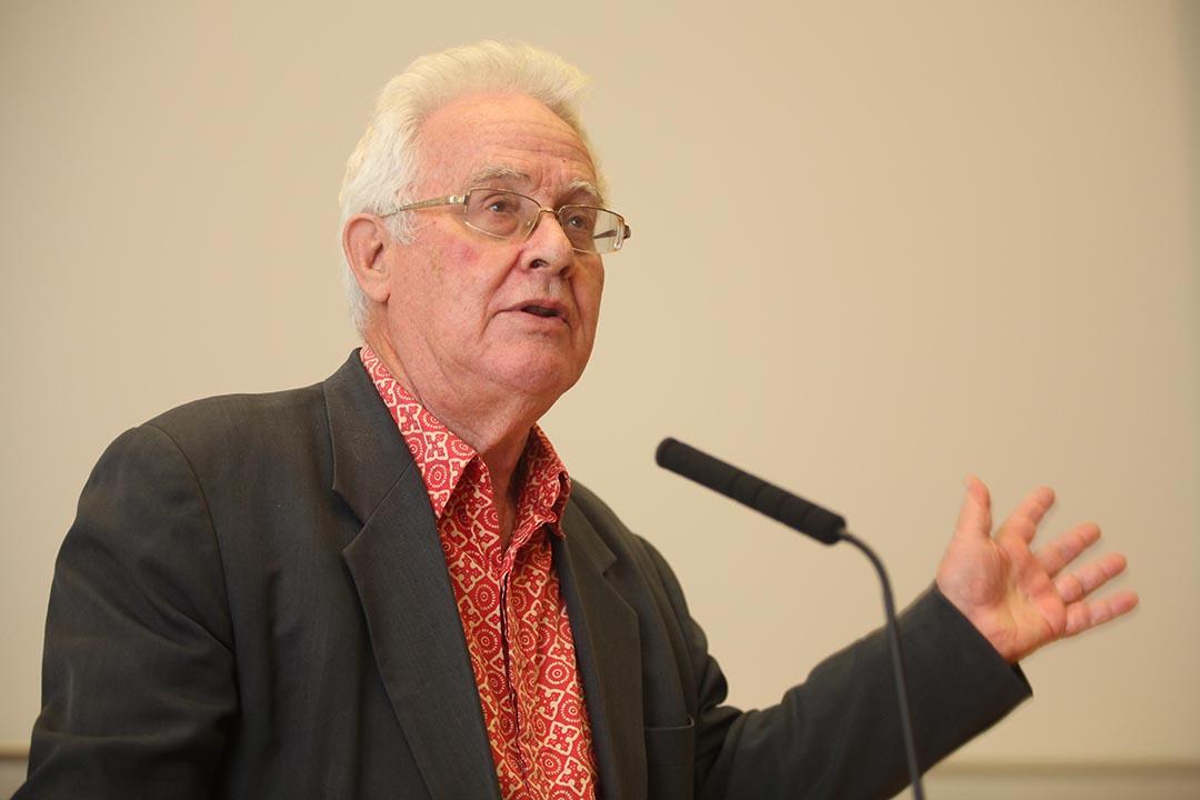 班納迪克·安德森(Benedict Anderson)。攝 : National University of Ireland Galway