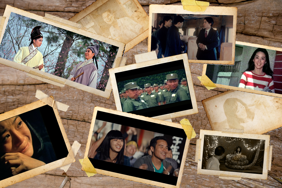 黃香:《我們的那時此刻》由台灣文化部委託拍攝,試圖梳理金馬獎五十年來的歷史。設計圖片