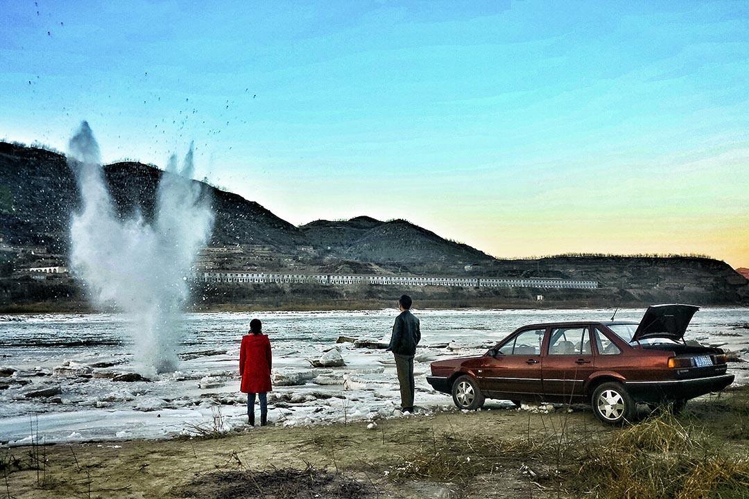 電影《山河故人》劇照。