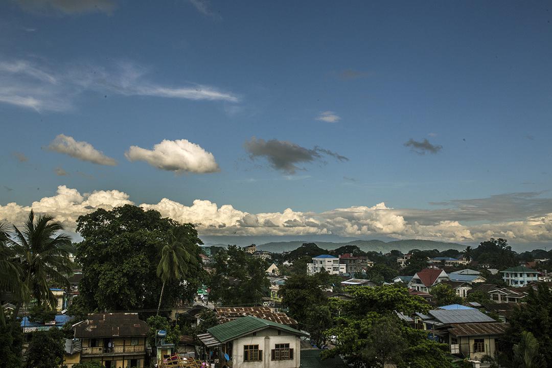 密支那,緬甸北部克欽邦首府。攝: Minzayar/端傳媒
