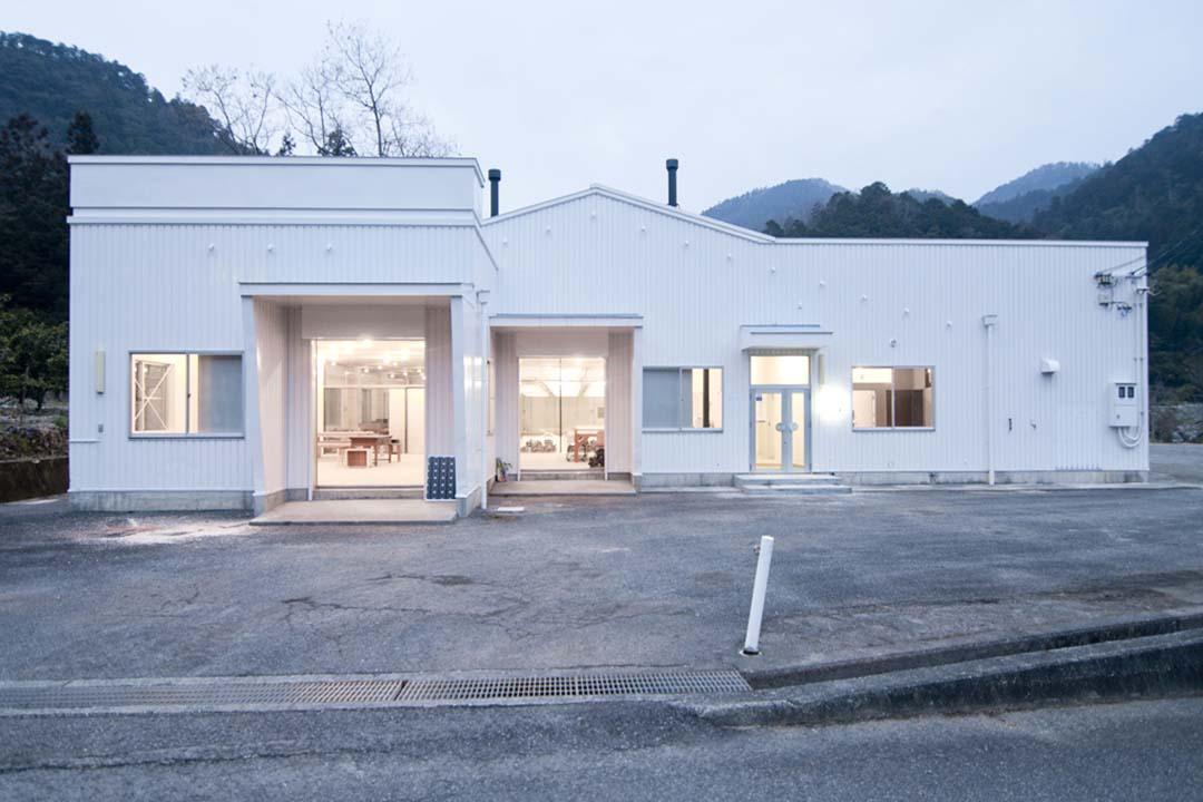 這縫紉工場於2010年時倒閉,現時被改建為共享式工作室。 圖片由作者提供