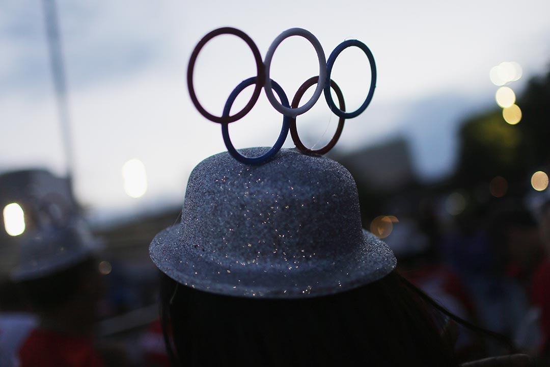 國際奧委會發布指引,建議對變性運動員參加奧運會放寬要求。攝 : Mario Tama/GETTY