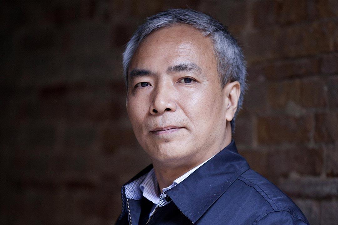 中國作家協會8月16日公布第九屆茅盾文學獎評選結果。圖為得獎者之一、作家格非。攝 : Leonardo Cendamo/Leemage