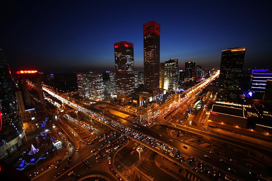 中國日前公布國企改革頂層設計方案。 攝: Jason Lee/REUTERS