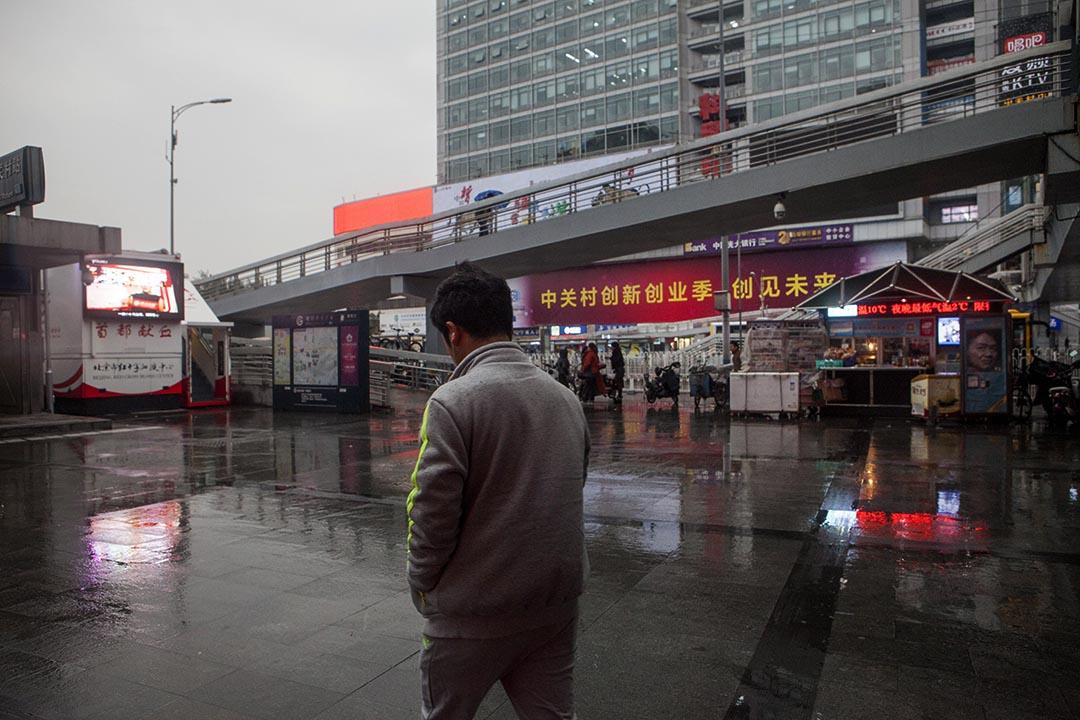 北京中關村。攝:Giulia Marchi/端傳媒