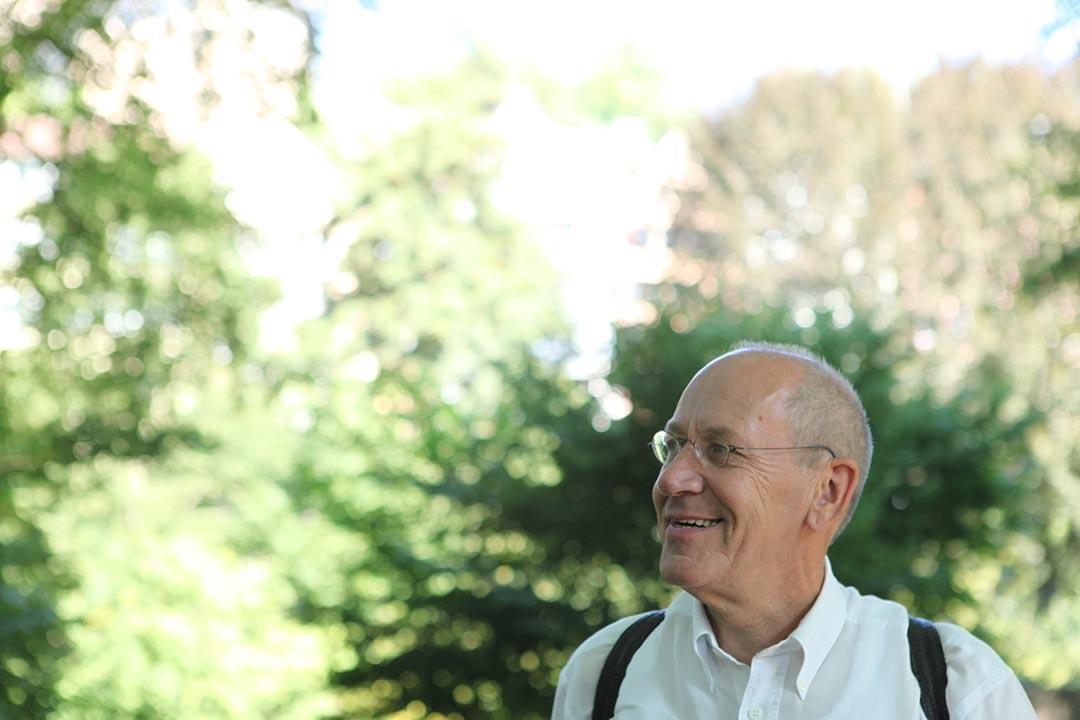 Werner 領悟到結束職業生涯反而開啟了人生的另一道門。攝:Oliver Radtke