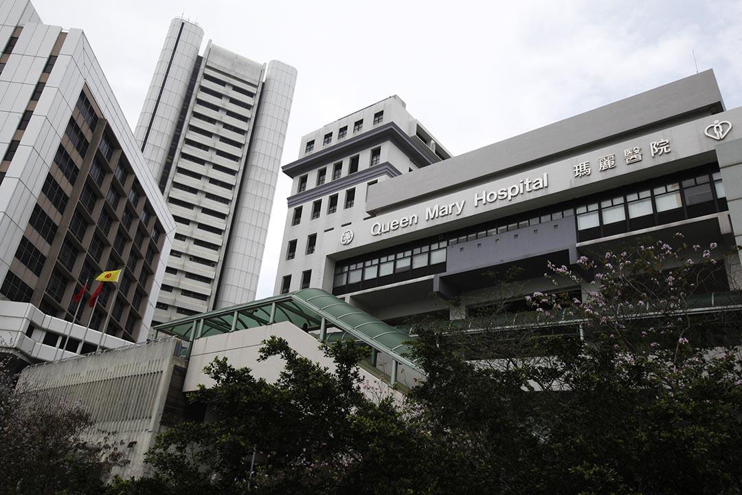 香港瑪麗醫院完成全球首宗雙肝同步移植個案。攝 : Bobby Yip/REUTERS