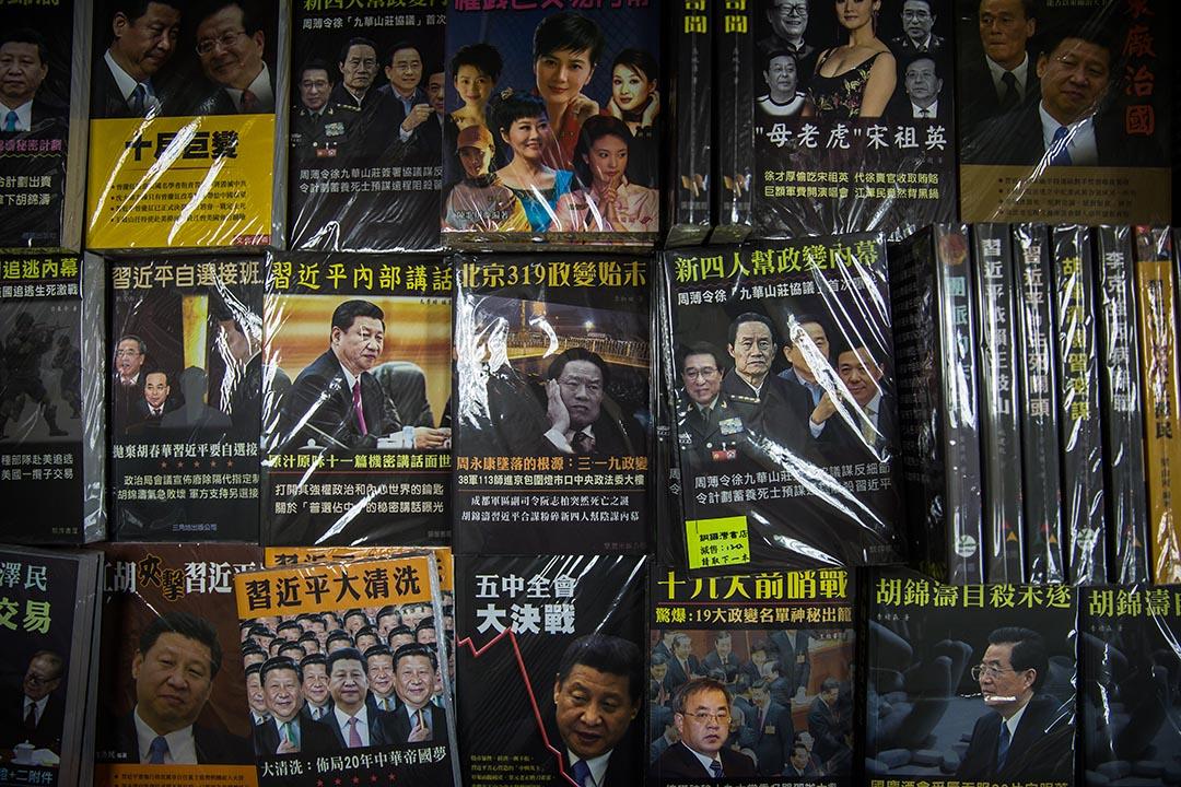 程翔:在香港發生銅鑼灣書店五人「被失蹤」事件後,中共《環球時報》兩度發表文章指斥香港有人藉故煽動對「一國兩制」的不信任。攝 : Billy H.C. Kwok/端傳媒
