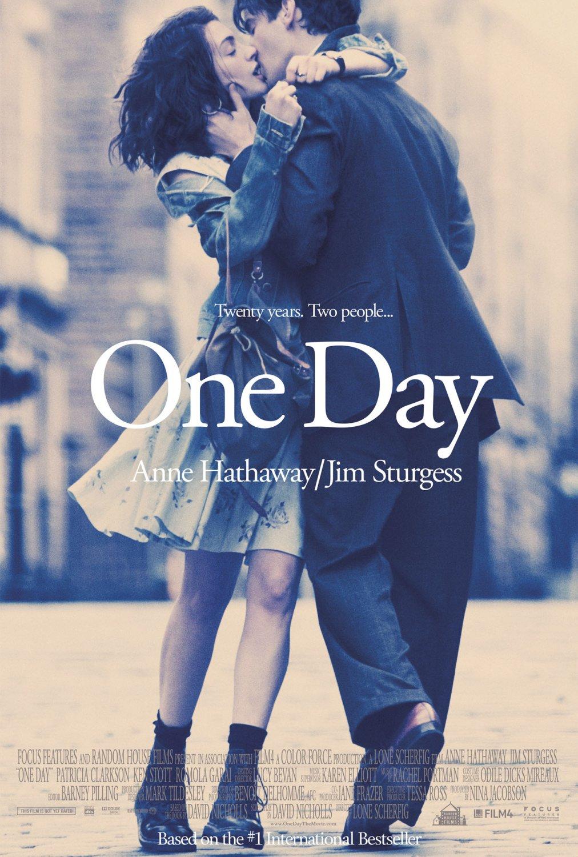 電影《One Day》海報。