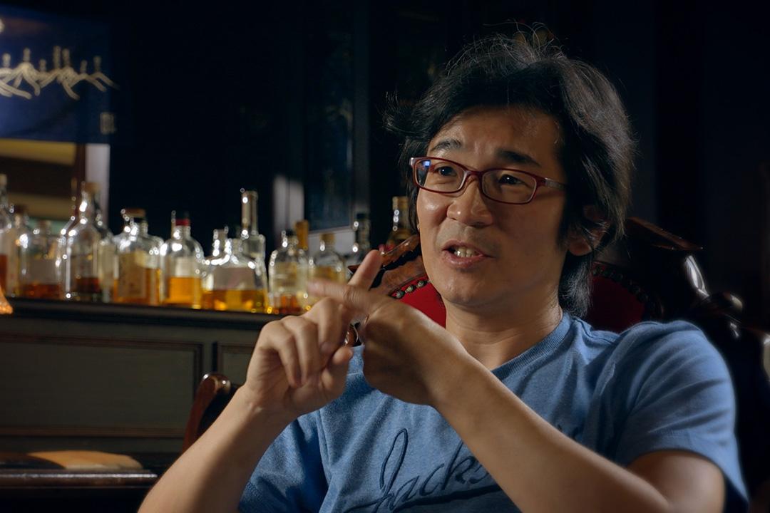 魏德聖導演。蕭菊貞《我們這樣拍電影》劇照。 FaceTaiwan團隊提供