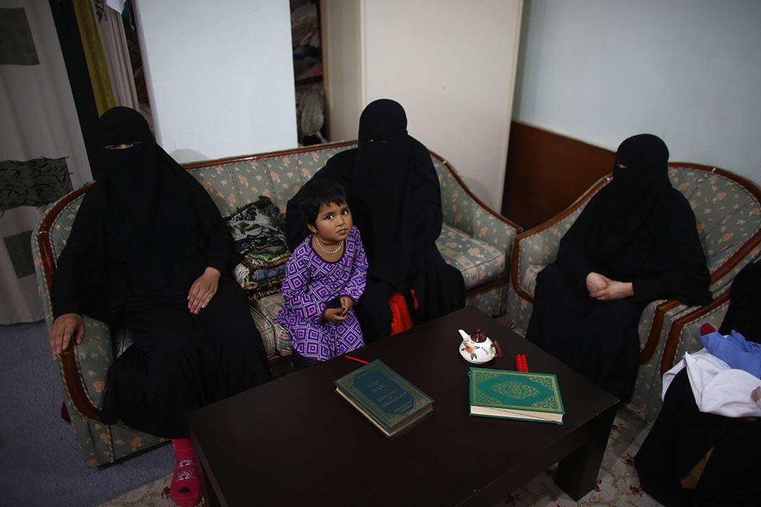 2015年7月16日 維吾爾族難民在土耳其伊斯坦堡生活的情況。攝: Osman Orsal /REUTERS