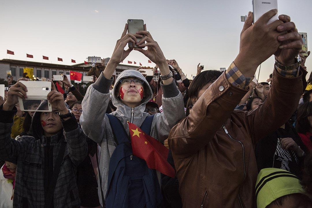 中國社科院近日成立了「新媒體研究院」,院長朱繼東稱要為「打贏新三十年的意識形態反擊戰」組建的一支「生力軍」。攝:Kevin Frayer/Getty