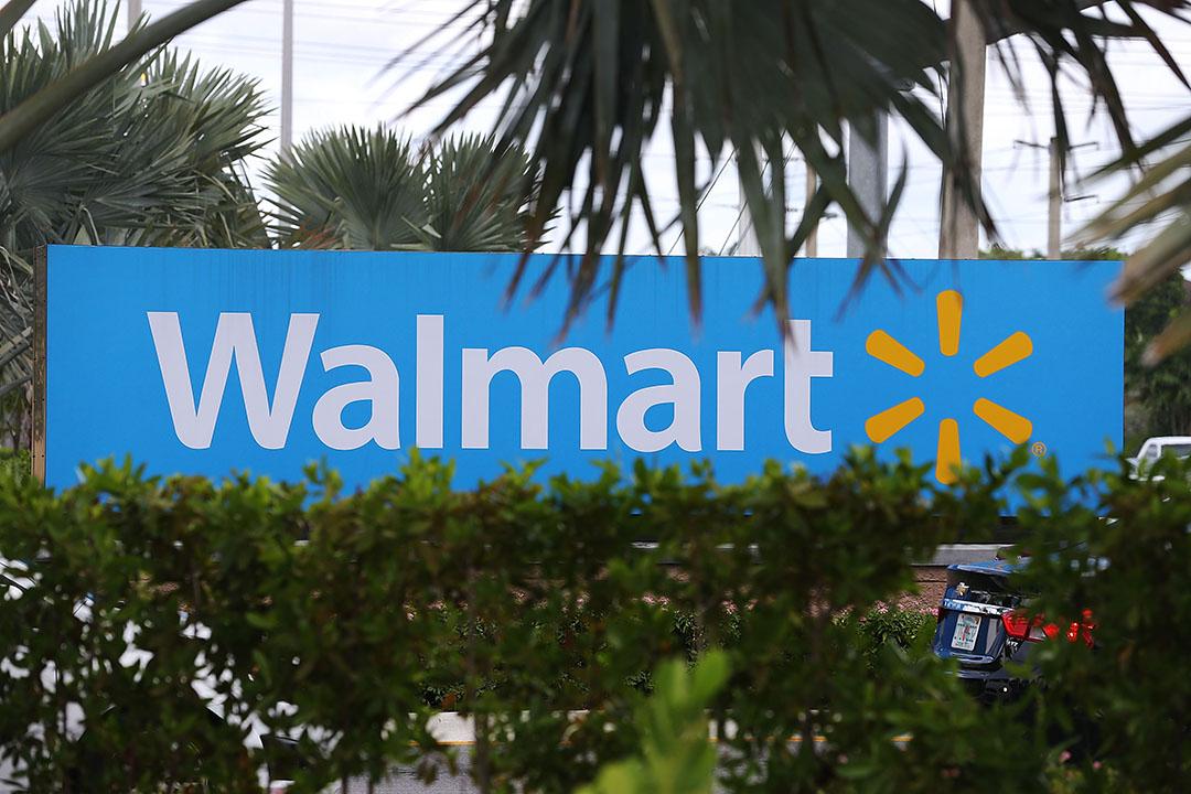 零售巨頭沃爾瑪(Walmart)近日宣布,將在全球範圍內關閉269間店舖。攝:Joe Raedle/GETTY