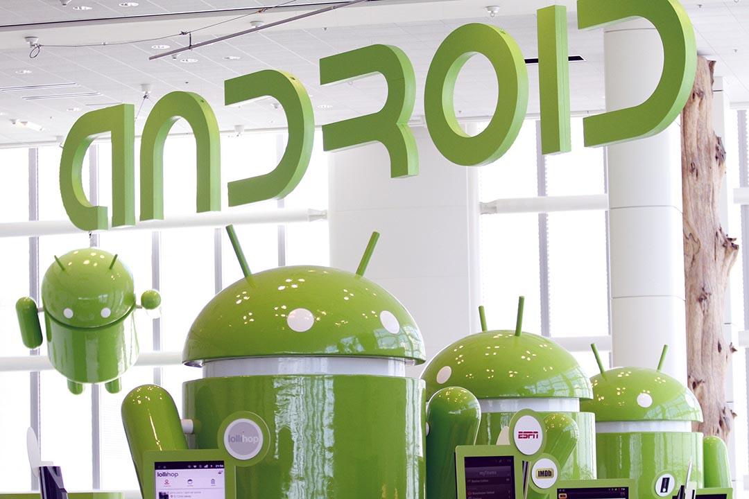 Android 系統近日被爆出存在兩大安全漏洞,受影響用戶可能超過10億。攝:Beck Diefenbach/REUTERS