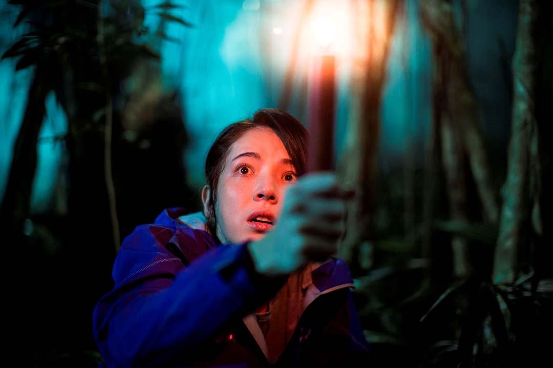 《紅衣小女孩》劇照。劇照由威視電影提供