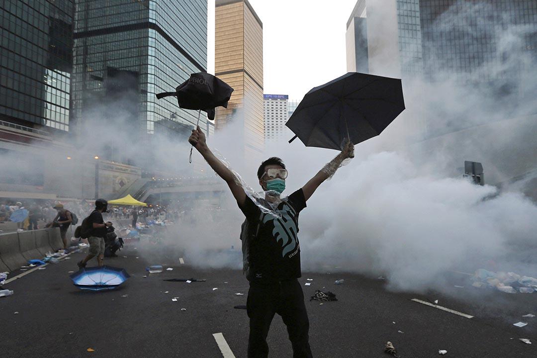 何雪瑩:《經濟學人》剛公布最新全球宜居度排名,香港由第31位下跌至46位,研究報告解釋這是去年的大型示威和警民衝突所至,矛頭似直指佔中。 攝: Tyrone Siu/REUTERS