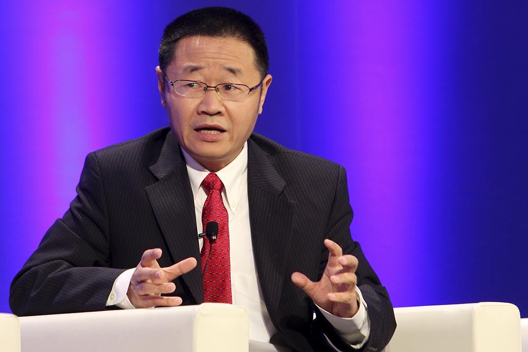 9月16日,中紀委發布消息指中國證監會主席助理張育軍,涉嫌嚴重違紀被查。攝:REUTERS