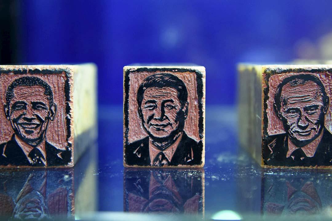 《福布斯》雜誌公布全球最具權勢人物排名,俄羅斯總統普京連續3年名列榜首。攝:Stringer /REUTERS