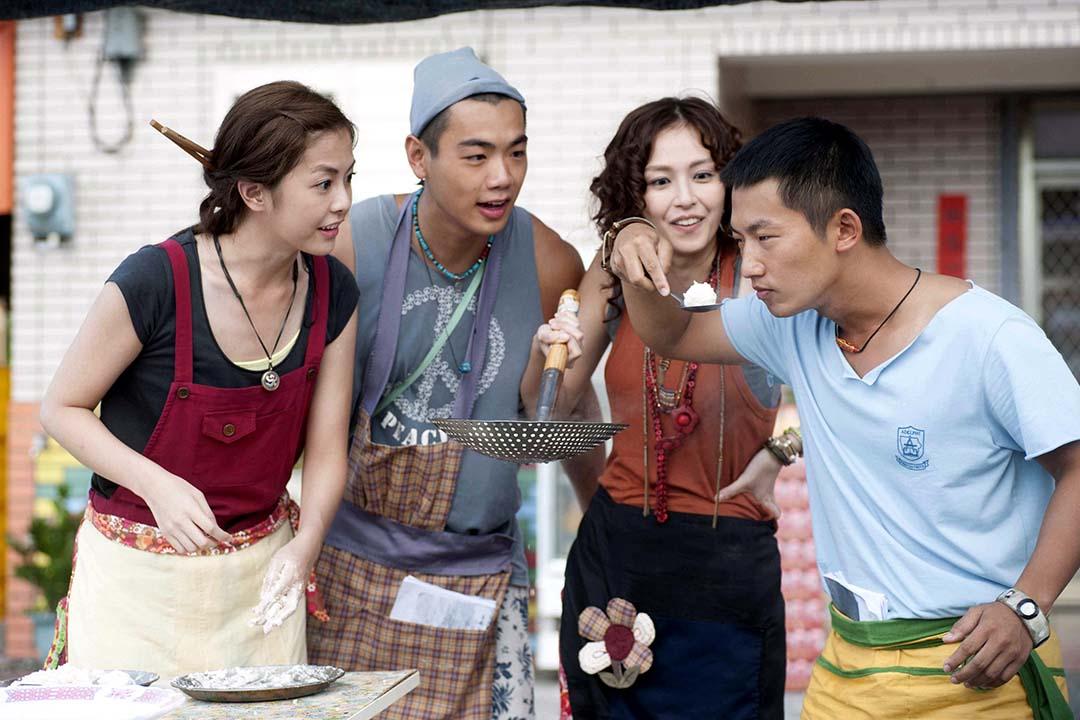 台灣今年將上映的賀歲片《神廚》會打搞笑加勵志牌。