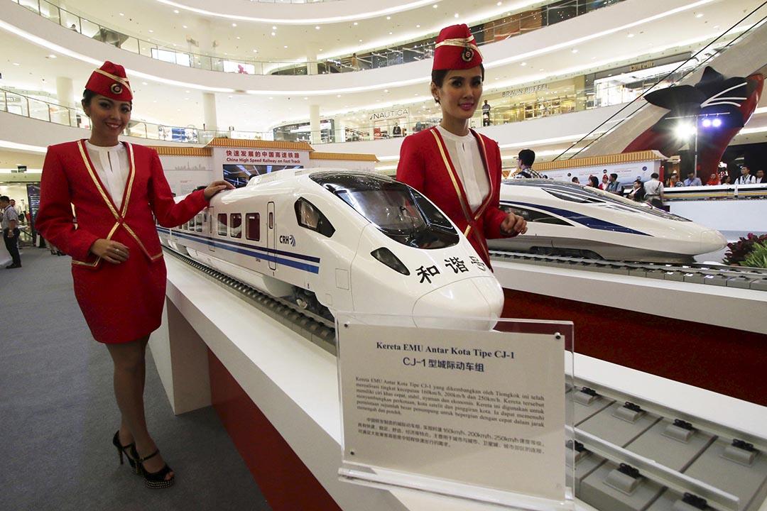 9月29日,印尼總統特使索菲安稱印尼對中方提交的最新提案「表示歡迎」。攝:Rivan Awal Lingga/Antara Foto/REUTERS
