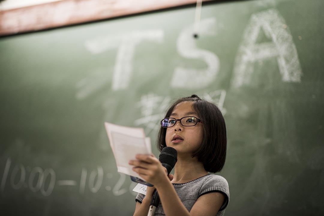 十年過去,香港孩子的基本能力,真的飆升了嗎?攝:Xaume Olleros/端傳媒