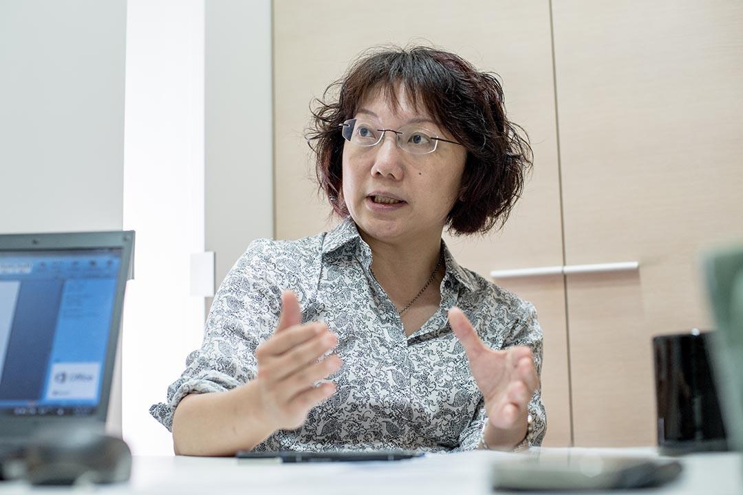 台灣大學社會系副教授范雲。攝:AARON PENG/端傳媒