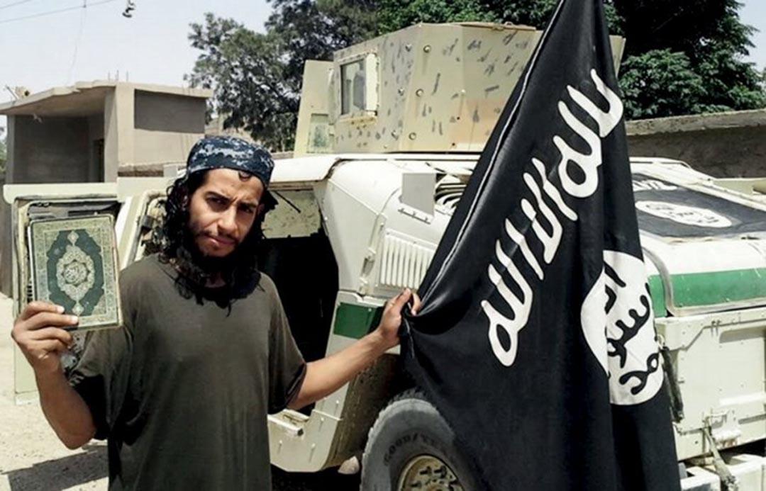 懷疑是巴黎恐怖襲擊的主腦Abdelhamid Abaaoud是一名比利時的公民。攝 : REUTERS