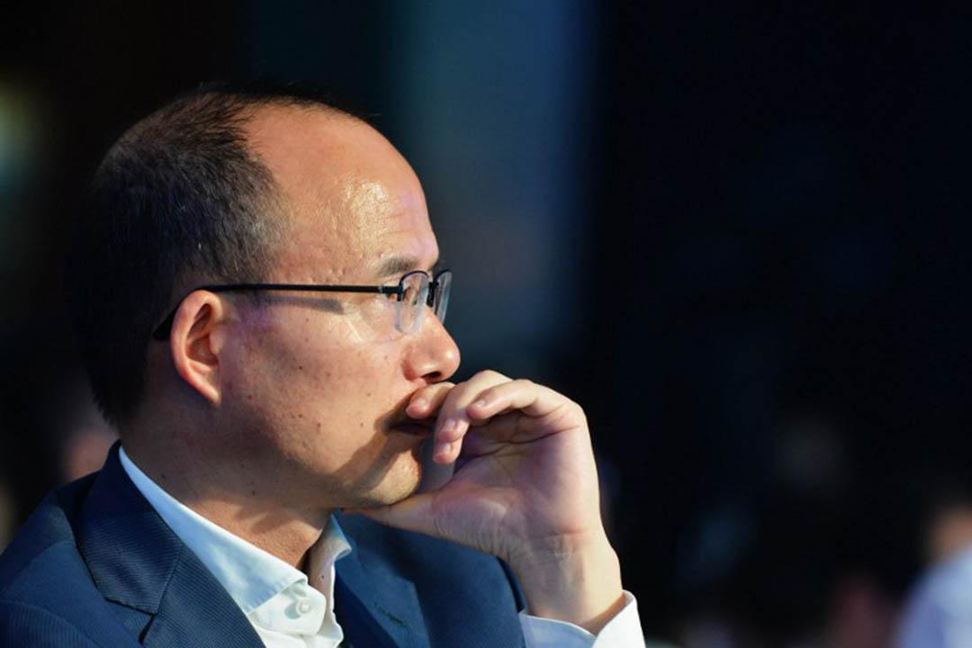 復星集團董事長郭廣昌。攝:STR / AFP