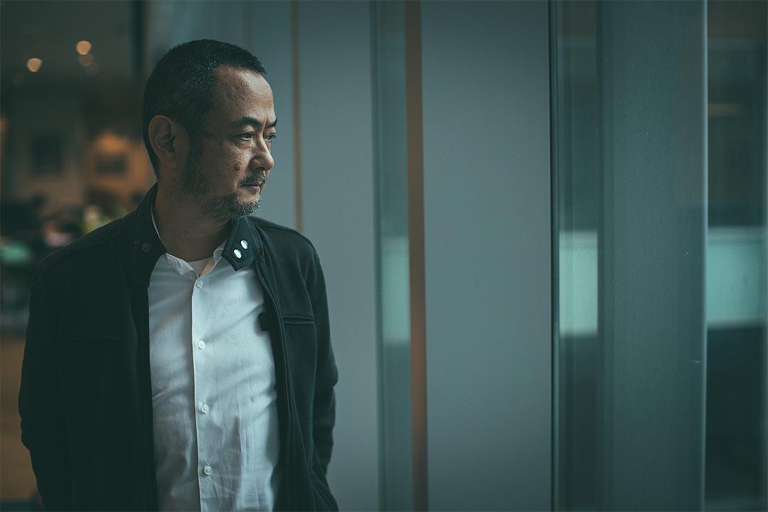 導演鄧勇星 。攝:王嘉豪/端傳媒