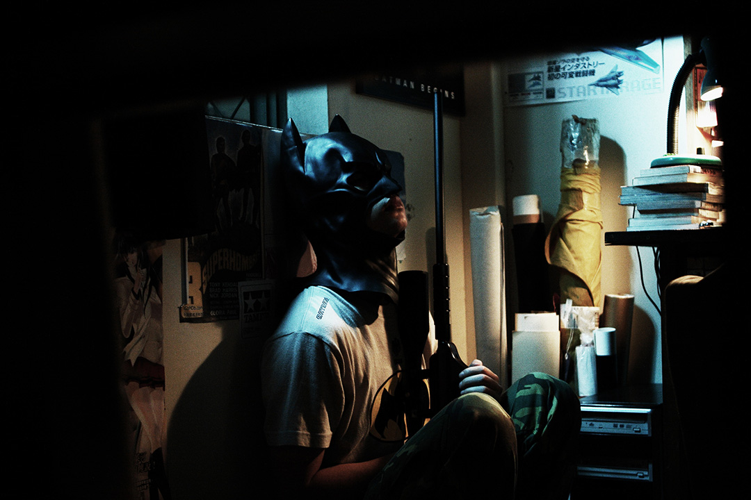 《狙擊手》劇照。由程偉豪提供