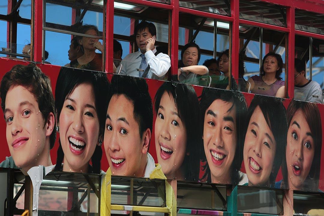 世事豈能盡如人意,遇到張力和矛盾是難免的,但要長期保持 nice 形象,很大可能代表此人擅長「走精面」。 攝:China Photos/Getty