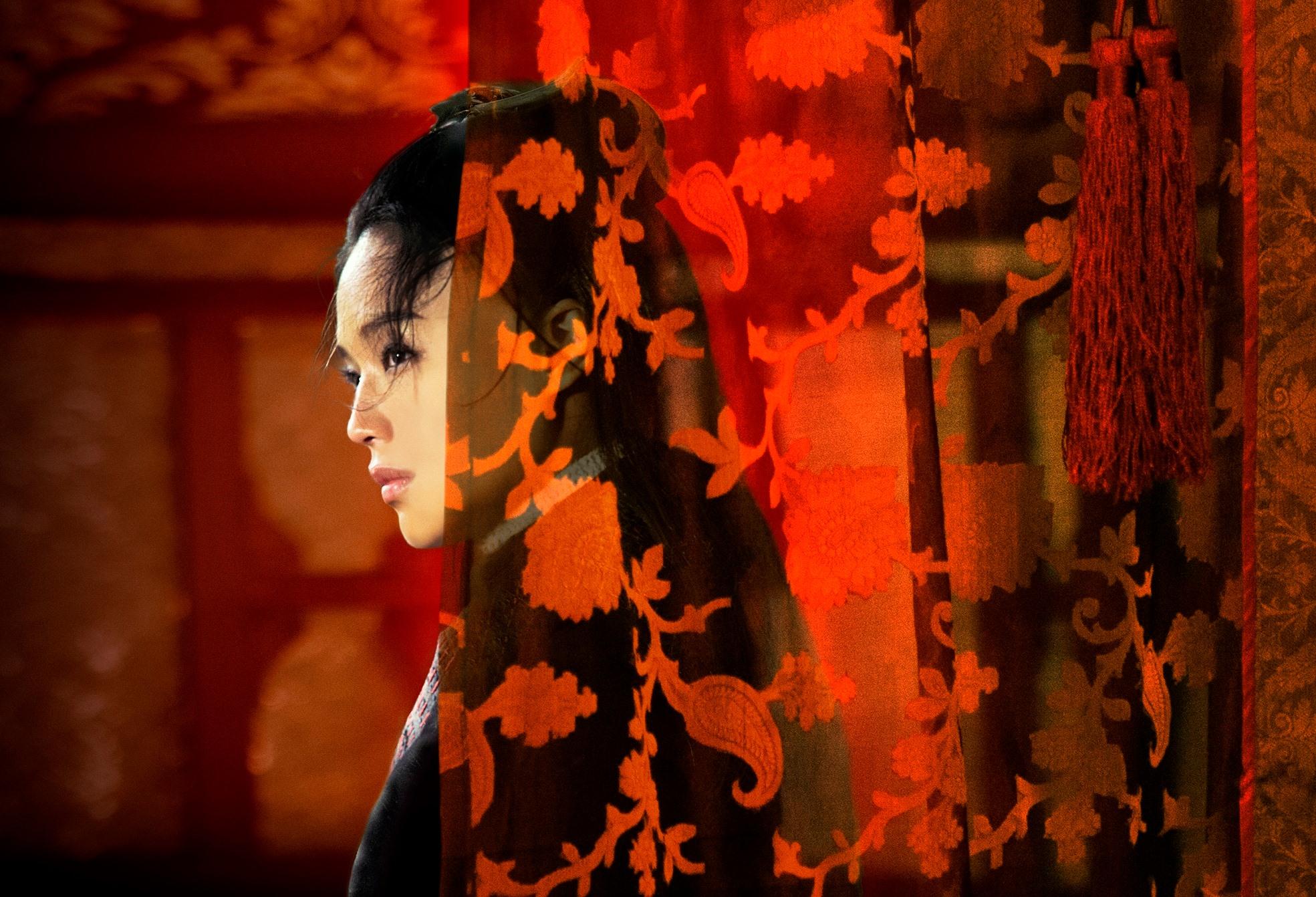 舒淇飾演的女刺客,《刺客聶隱娘》劇照