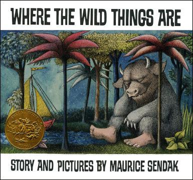 奧巴馬一家都愛讀的《Where The Wild Things Are》。