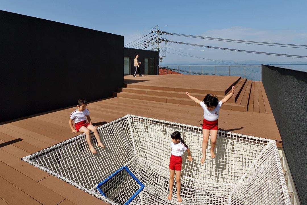 長崎小浜兒童園攝:Studio Bauhaus Ryuji Inoue