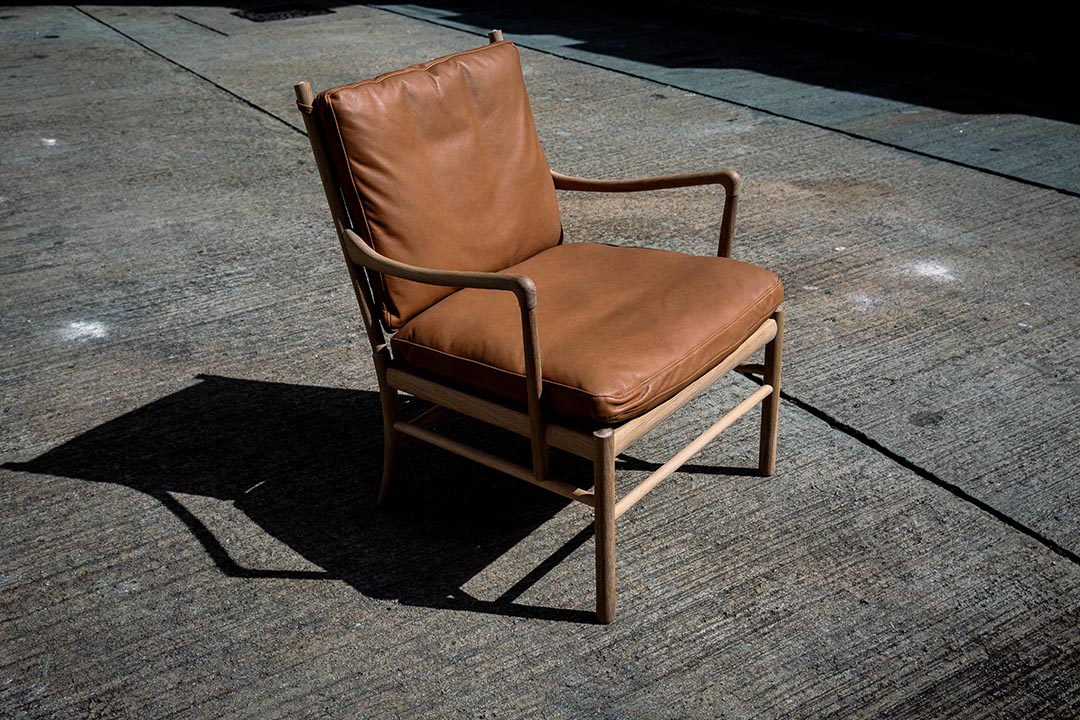 Colonial Chair $24,260 攝:Billy H.C. Kwok/端傳媒