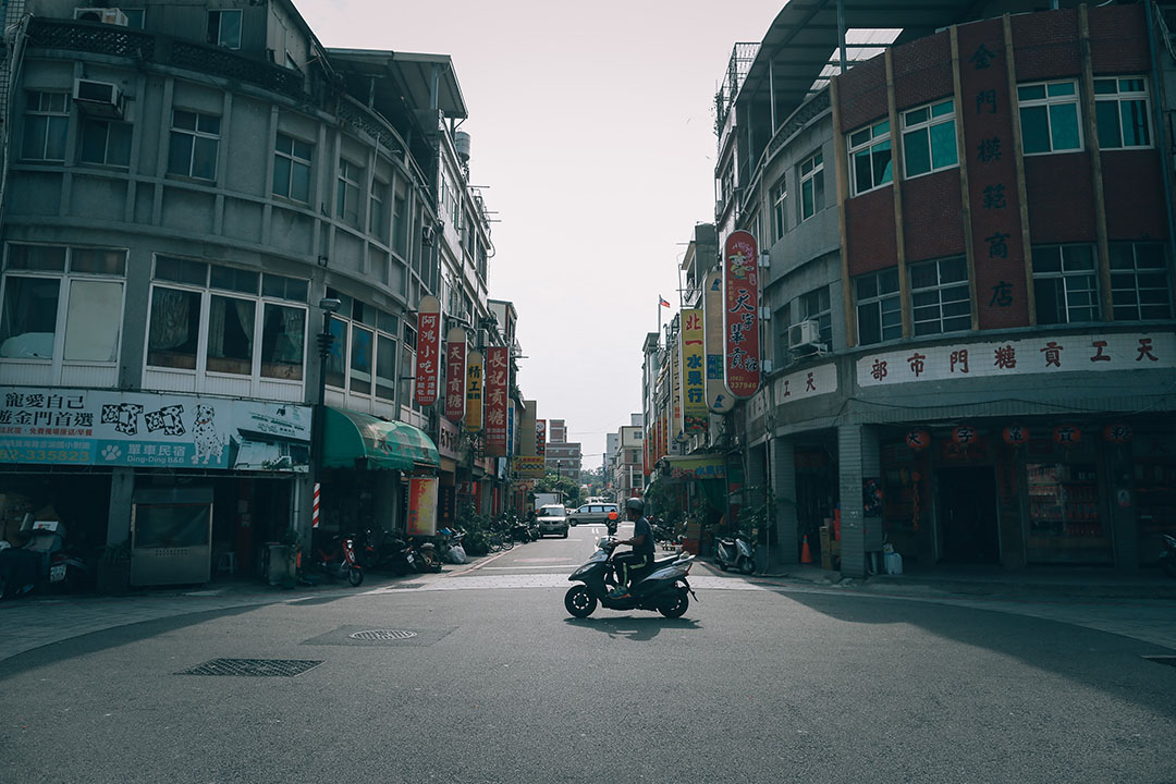 金門金湖鎮。攝:王嘉豪/端傳媒
