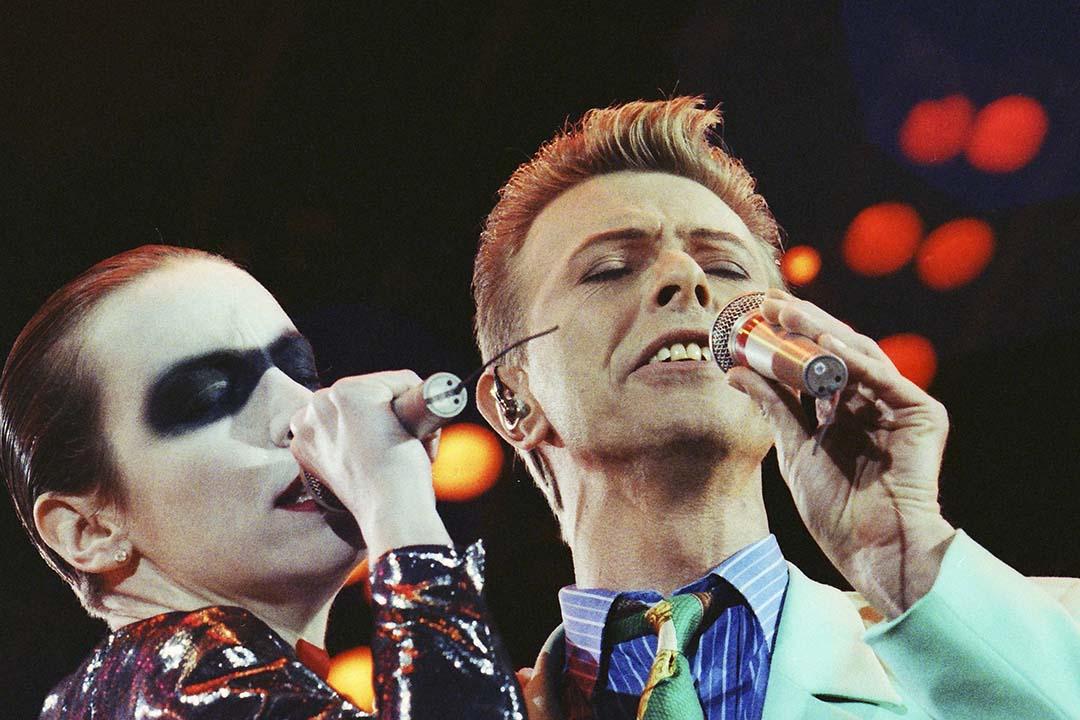 英國傳奇歌手David Bowie。攝: Dylan Martinez/REUTERS