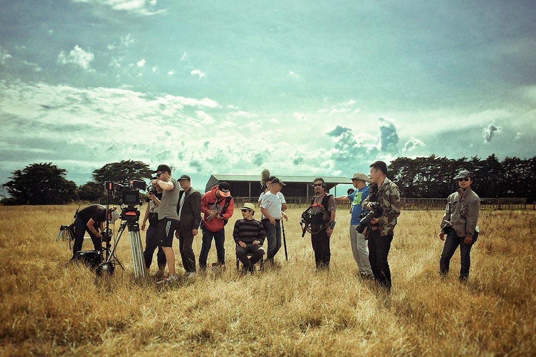 賈樟柯電影《山河故人》拍攝花絮。