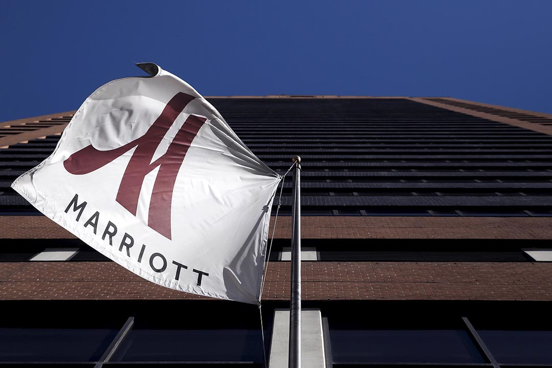 萬豪國際11月116日宣布,將斥資122億美元收購喜達屋酒店及度假村。攝:Andrew Kelly/REUTERS