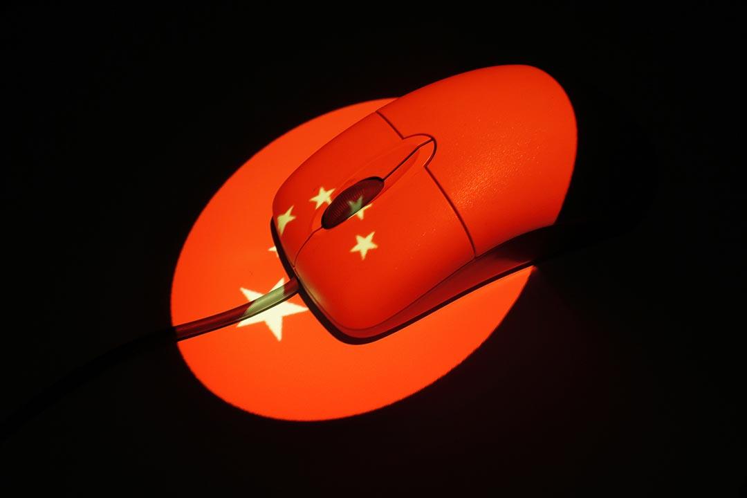 美國媒體稱中國黑客入侵美國政府高級官員的個人電子郵箱。攝 : Tim Wimborne/REUTERS