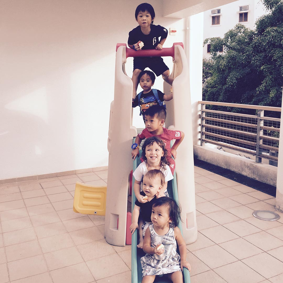 孩子的面貌不同,性格也各異,真正的教學,得切合他們的個人需要。相片由Esther Chu提供