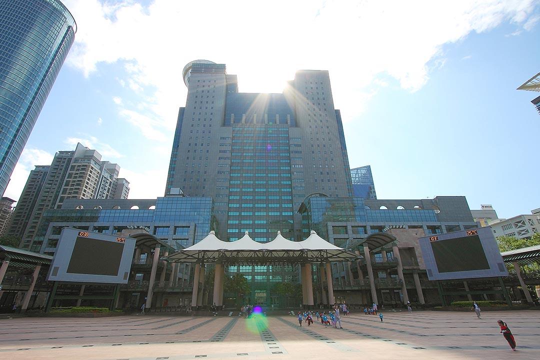 圖為新北市市政府大樓。新北市市政府網頁圖片