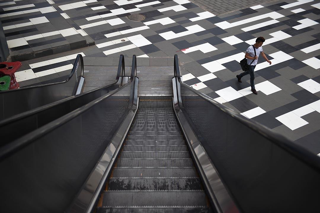 大陸電梯事故層出不窮。攝 : Greg Baker/AFP