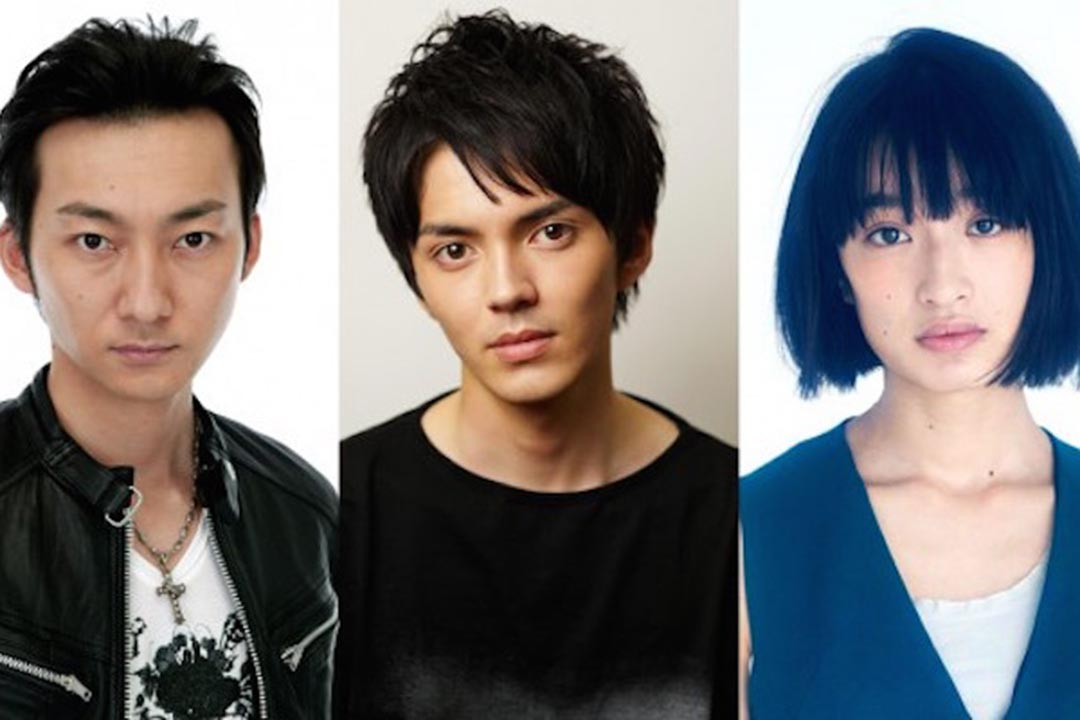 同名小說改編的《火花》,將由林遣都、波岡一喜和門脇麦出演。