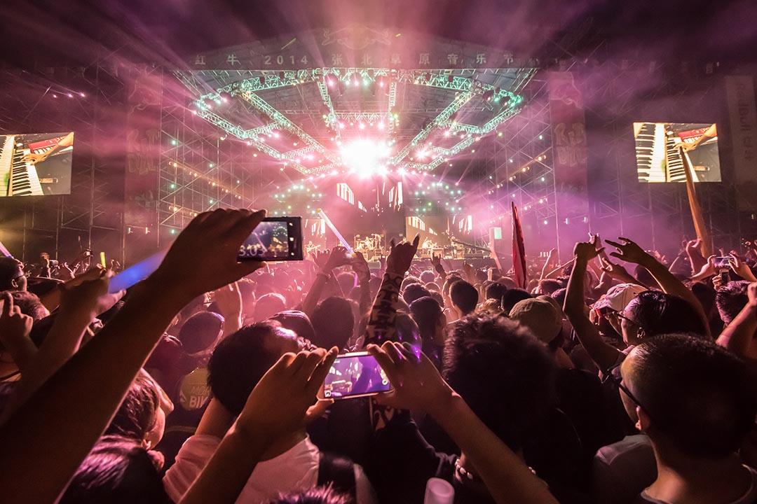 中國文化部要求運營網絡音樂的公司對作品內容進行自我審查。攝:Xiaolu Chu/Getty