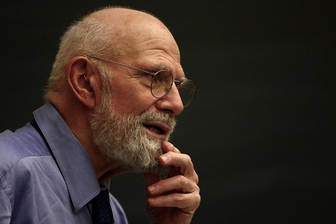 奧利佛·薩克斯 (Oliver Sacks)。攝 : Chris McGrath/GETTY