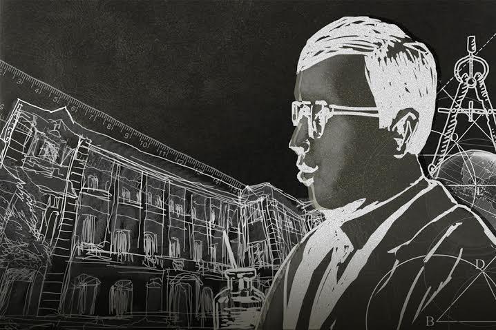 學術「走向國際」 香港研究「走向死亡」插圖:Wilson Tsang / 端傳媒